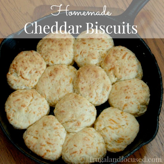 Cheddar Biscuits sq