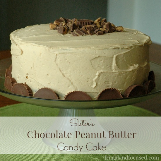A blend of chocolate and peanut butter that is sure to satisfy your sweet tooth.