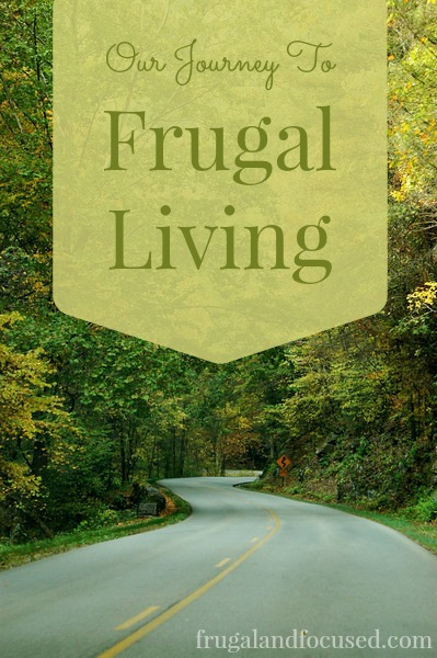 Frugal Living Journey tall