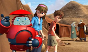 Superbook Review – Family Friendly Entertainment