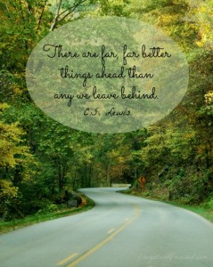 31 Days of Encouraging Quotes – Better Things Ahead