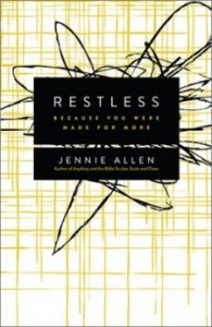 Review: Restless by Jennie Allen