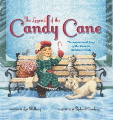 Book Review: The Legend of the Candy Cane by Lori Walburg, Illustrated by Richard Cowdrey