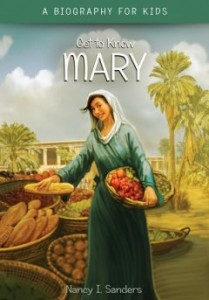 Book Review: Mary (Get To Know) by Nancy I. Sanders