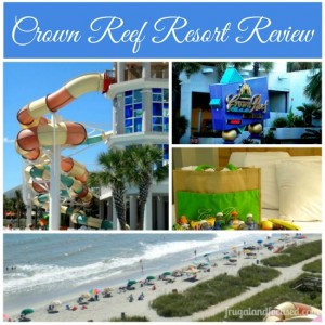 Enjoy A Fun Beach Getaway At Crown Reef Resort