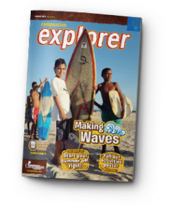 Help Your Children Develop Compassionate Hearts with Compassion Explorer Magazine