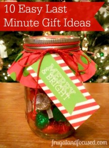 10 Easy Last Minute Gift Ideas