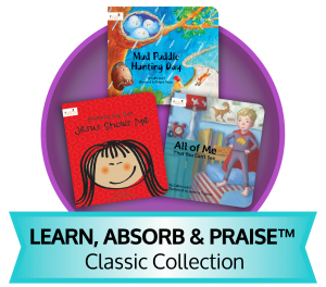 Learn, Absorb & Praise™ Classic Collection Giveaway