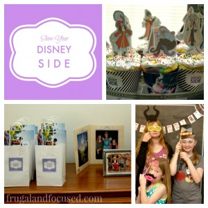 Our DisneySide @Home Celebration – A Disney Villains Party
