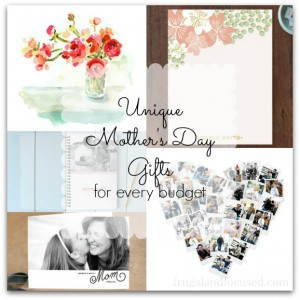 Unique Mother's Day Gifts For Every Budget At Minted.com