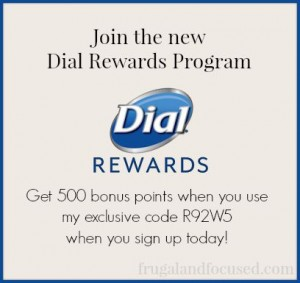 Join The New Dial Rewards Program