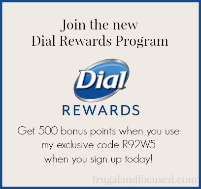 Dial Rewards Banner