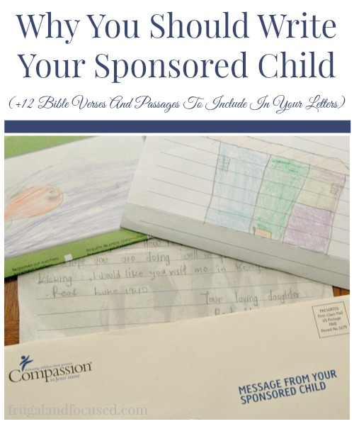 Compassion Child Sponsorship