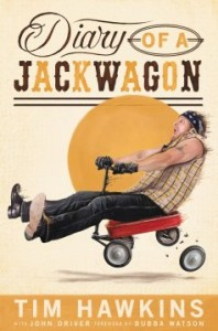 Book Review: Diary Of A Jackwagon by Tim Hawkins