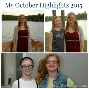 October Highlights – 2015