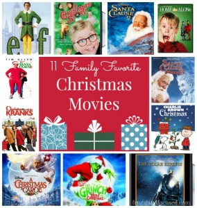 11 Family Favorite Christmas Movies