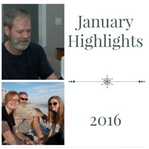 January 2016 Highlights