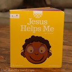 Book Review & Giveaway: Jesus Helps Me by Callie Grant