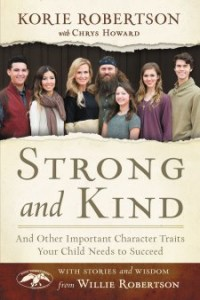 Book Review: Strong and Kind by Korie Roberston