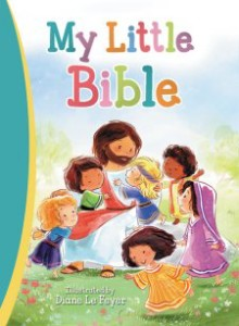 Review: My Little Bible – Illustrated by Diane Le Feyer